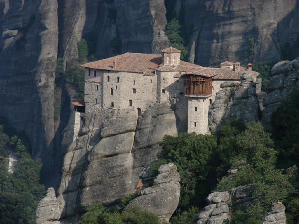 manastiri, grcka, meteori, letovanje, izlet