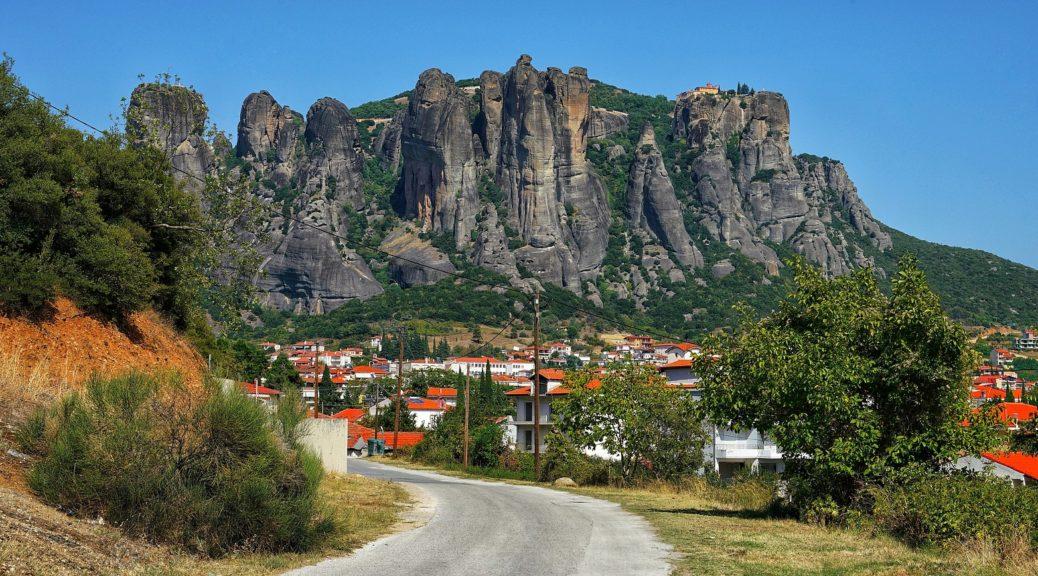 Meteori, grcka, paralia, manastiri, poseta,